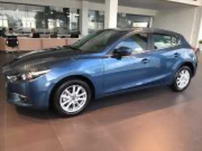 Bán xe ô tô Mazda 3 1.5 AT 2018 giá 689Tr màu xanh.
