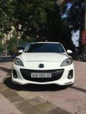 Bán xe ô tô Mazda 3 S 1.6 AT 2014 giá 498 Triệu