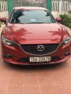 Bán xe ô tô Mazda 6 2.0 AT 2015 giá 720 Triệu