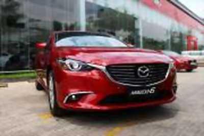 Bán xe ô tô Mazda 6 2.0L 2018 giá 899TR màu đỏ.