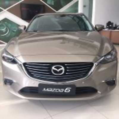 Bán xe ô tô Mazda 6 2.0L Premium 2017 giá 899 Triệu