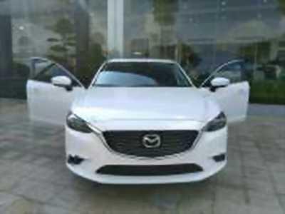 Bán xe ô tô Mazda 6 2.5L Premium 2018 1Tỷ19Tr, màu trắng.