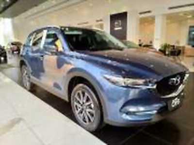 Bán xe ô tô Mazda CX 5 2.0 AT 2018 giá 899Tr màu xanh.