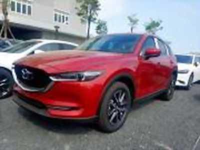 Bán xe ô tô Mazda CX 5 2.0 AT 2018 giá 899tr màu đỏ.