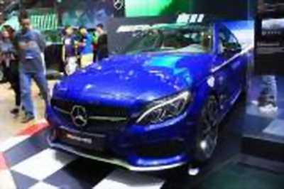Bán xe ô tô Mercedes Benz C class 43 AMG 2018 giá 4 Tỷ 199 Triệu