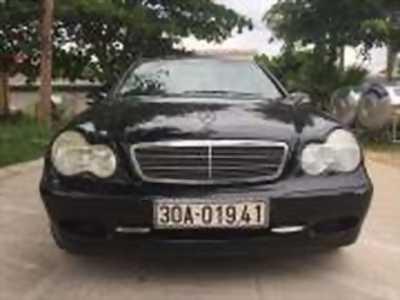 Bán xe ô tô Mercedes Benz C class C180 Classic 2001