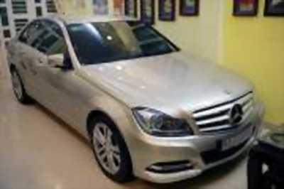 Bán xe ô tô Mercedes Benz C class C200 2012 giá 760 Triệu