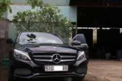 Bán xe ô tô Mercedes Benz C class C200 2017