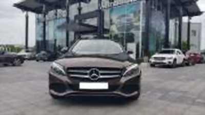 Bán xe ô tô Mercedes Benz C class C200 2017 giá 1 Tỷ 399 Triệu