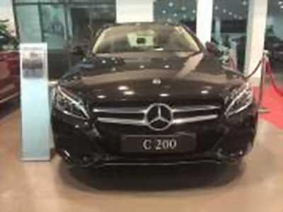Bán xe ô tô Mercedes Benz C class C200 2018 giá 1 Tỷ 390 Triệu
