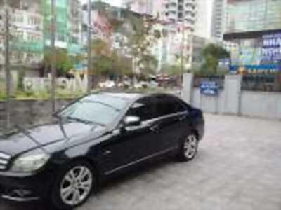 Bán xe ô tô Mercedes Benz C class C200 Avantgarde 2008 giá 489 Triệu