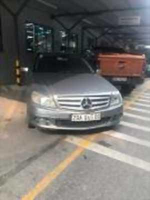 Bán xe ô tô Mercedes Benz C class C200 CGI 2010