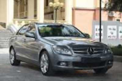 Bán xe ô tô Mercedes Benz C class C200 Elegance 2009