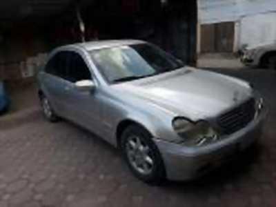 Bán xe ô tô Mercedes Benz C class C200 Kompressor 2002 giá 188 Triệu