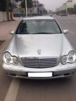 Bán xe ô tô Mercedes Benz C class C200 Kompressor 2003 giá 225 Triệu