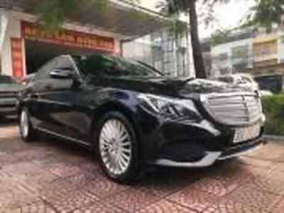 Bán xe ô tô Mercedes Benz C class C250 Exclusive 2015