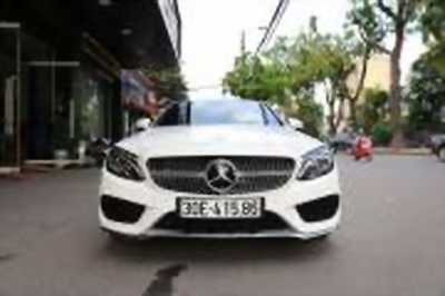 Bán xe ô tô Mercedes Benz C class C300 AMG 2016 giá 1 Tỷ 680 Triệu