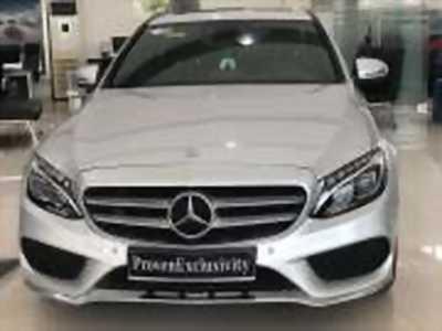 Bán xe ô tô Mercedes Benz C class C300 AMG 2016 giá 1 Tỷ 700 Triệu