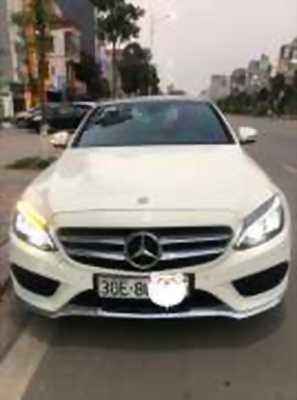 Bán xe ô tô Mercedes Benz C class C300 AMG 2017 giá 1 Tỷ 680 Triệu