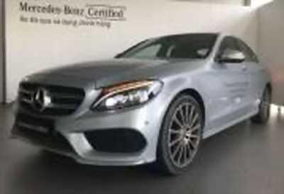 Bán xe ô tô Mercedes Benz C class C300 AMG 2017 giá 1 Tỷ 860 Triệu