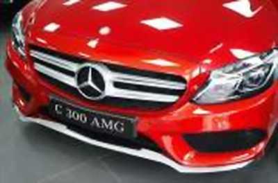 Bán xe ô tô Mercedes Benz C class C300 AMG 2017 giá 1 Tỷ 869 Triệu