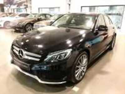 Bán xe ô tô Mercedes Benz C class C300 AMG 2018