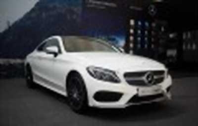 Bán xe ô tô Mercedes Benz C class C300 Coupe 2018