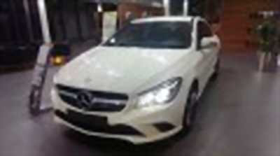Bán xe ô tô Mercedes Benz CLA class CLA 200 2017