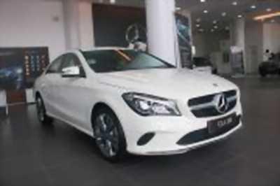 Bán xe ô tô Mercedes Benz CLA class CLA 200 2018