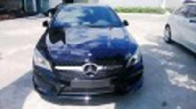Bán xe ô tô Mercedes Benz CLA class CLA 250 4Matic 2018