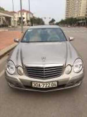 Bán xe ô tô Mercedes Benz E class E200 2008 giá 420 Triệu