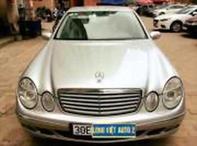 Bán xe ô tô Mercedes Benz E class E240 2004 giá 498 Triệu