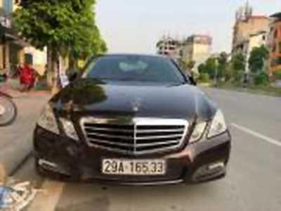 Bán xe ô tô Mercedes Benz E class E250 2010 giá 760 Triệu