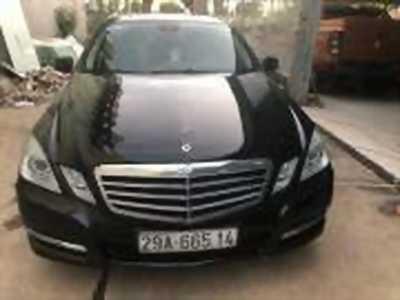 Bán xe ô tô Mercedes Benz E class tại Thanh oai