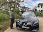 Bán xe ô tô Mercedes Benz E class E250 AMG 2015 giá 1 Tỷ 590 Triệu