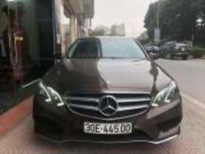 Bán xe ô tô Mercedes Benz E class E250 AMG 2015 giá 1 Tỷ 600 Triệu