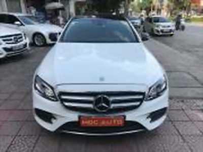 Bán xe ô tô Mercedes Benz E class E300 AMG 2016 giá 2 Tỷ 550 Triệu