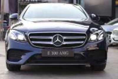 Bán xe ô tô Mercedes Benz E class E300 AMG 2017