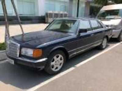 Bán xe ô tô Mercedes Benz E class E300 MT 1989 giá 77 Triệu