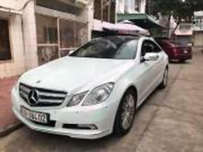 Bán xe ô tô Mercedes Benz E class E350 Coupe 2010 giá 846 Triệu