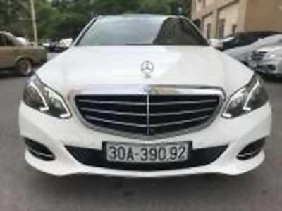 Bán xe ô tô Mercedes Benz E class E400 2014 giá 1 Tỷ 699 Triệu quận hai bà trưng