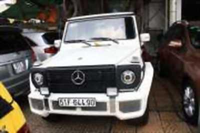 Bán xe ô tô Mercedes Benz G class G290 2001 giá 1 Tỷ 450 Triệu