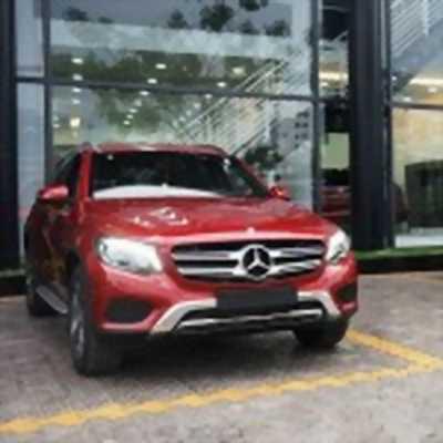 Bán xe ô tô Mercedes Benz GLC 250 4Matic 2017 giá 1 Tỷ 789 Triệu
