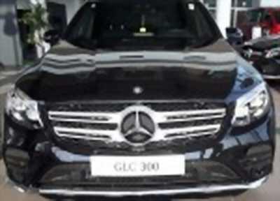 Bán xe ô tô Mercedes Benz GLC 300 4Matic 2017 giá 2 Tỷ 209 Triệu