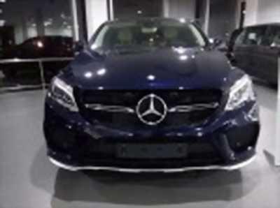 Bán xe ô tô Mercedes Benz GLE Class GLE 43 AMG 4Matic Coupe 2017 giá 4 Tỷ 469 Triệu