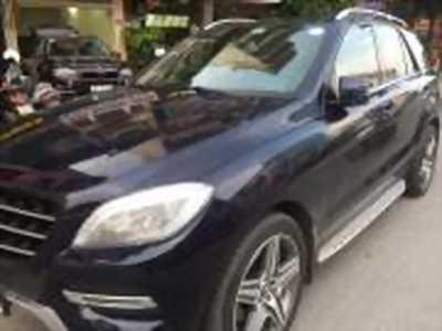 Bán xe ô tô Mercedes Benz ML Class ML350 4Matic 2013 giá 2 Tỷ 210 Triệu