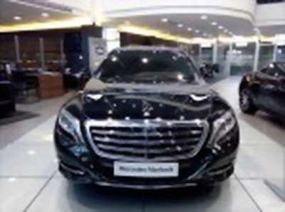 Bán xe ô tô Mercedes Benz S class Maybach S400 2017 giá 6 Tỷ 609 Triệu