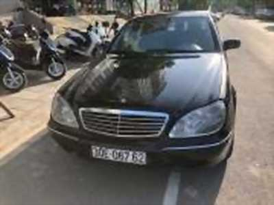 Bán xe ô tô Mercedes Benz S class S320L 2001 giá 335 Triệu