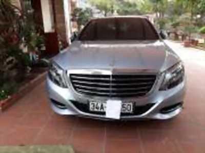 Bán xe ô tô Mercedes Benz S class S400L 2015 giá 2 Tỷ 890 Triệu
