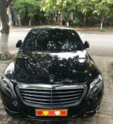 Bán xe ô tô Mercedes Benz S class S400L 2015 giá 2 Tỷ 999 Triệu